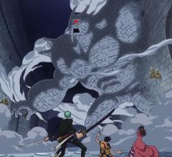 Stone Stone Fruit Anime Infobox