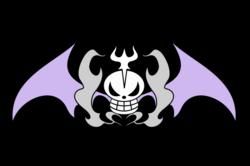 Moria Piratenbande Flagge
