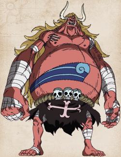 Oars Anime Full Body