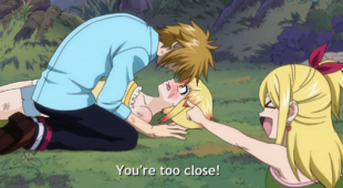 Hibiki Reina Lucy screenshot text
