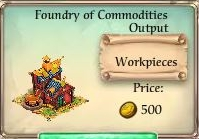 Foundry of Commodities
