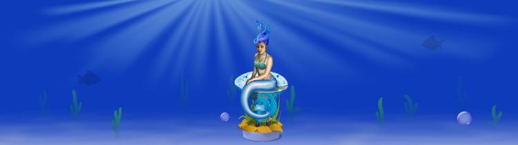 Bg underwater