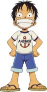 Luffy-petit-by-kakarot