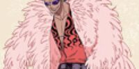 Doflamingo Don Quixote