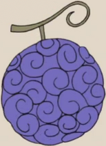 Gum Gum Fruit Cursed Fruit Anime Infobox