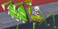 Plains Mantis for Riding