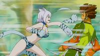 Lisanna vs. Azuma