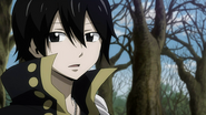 A surprised Zeref