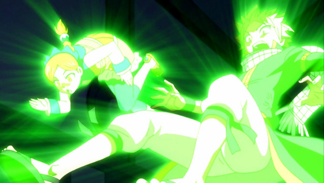 File:Guttman using Rapture Magic on Natsu and Coco.png