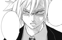 Determined Loke (manga)