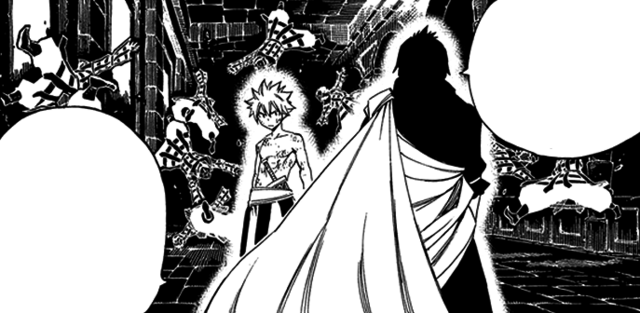 File:Natsu stands before Zeref.png