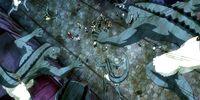 Fairy Tail vs. Daphne's Lizardmen & Dragonoid