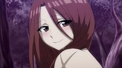 Flare's smile