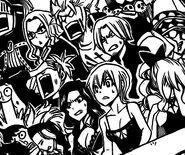 FT Reaction To Kagura's Attack