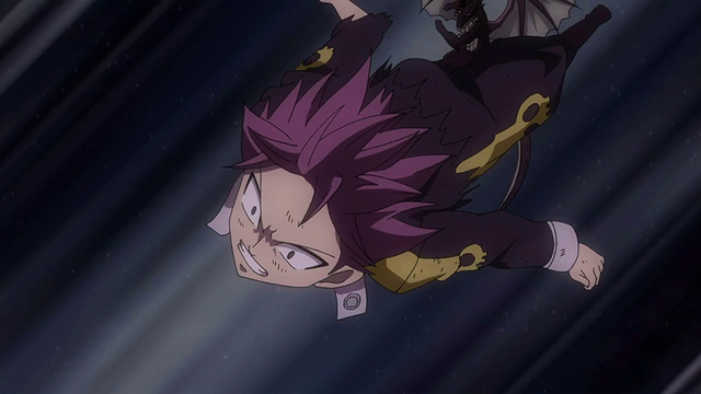 File:Igneel throws Natsu towards Mard Geer.png