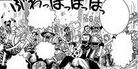 Fairy Tail partying - Edolas