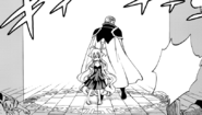 Mavis and Precht trapped in Magic Circle