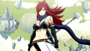 Erza Knightwalker(anime)