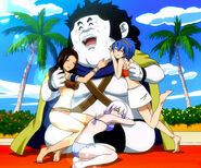 Kain and girls