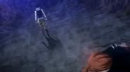 Midnight walks away after defeating Hoteye