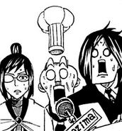 Amazed commentators