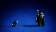 Sting surrenders