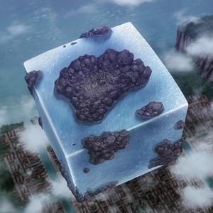 Cube's appearance