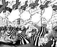 Shadow Swallowing Royal Guards