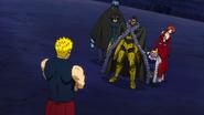 Laxus vs. Team Raven Tail