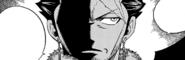 Silver murmurs Natsu's name
