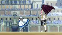 Kagura faces against Yukino.png