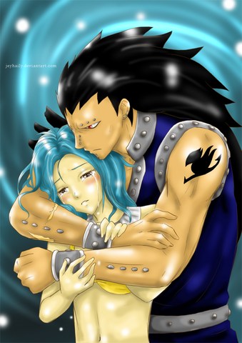 File:Gajeel - Levy (The Reason).png