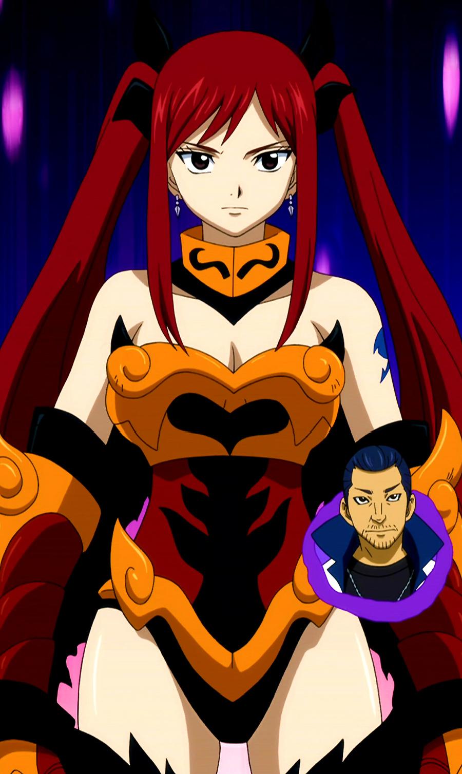 Flame Empress Armor | Fairy Tail Wiki | Fandom powered by Wikia