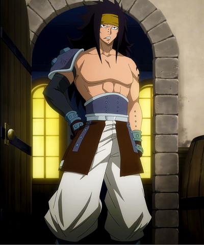 File:Gajeel coming back from graveyard.png