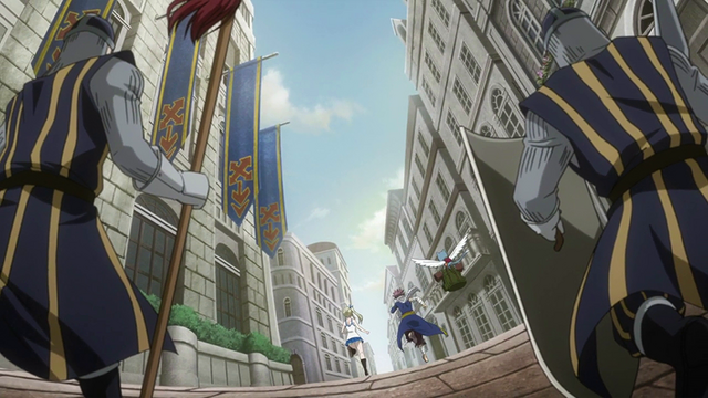File:Natsu, Lucy and Happy escape from the soldiers.png