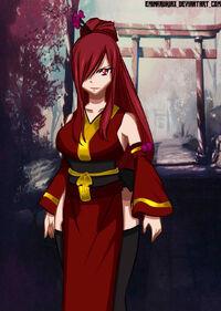SamuraiErzaFanart