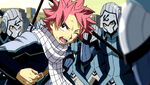 Natsu vs. Royal Guards