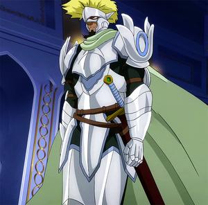 Arcadios' armor