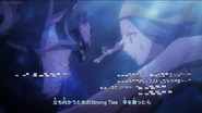 Gajeel and Levy in Opening 21