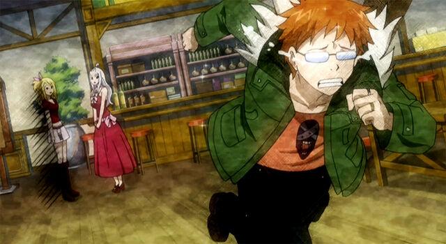 File:Loke runs away when he realised that Lucy is Celestial Spirit Mage.jpg
