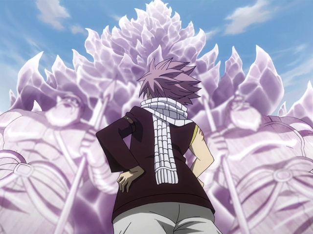 File:Natsu and the frozen Eternal Flame.png