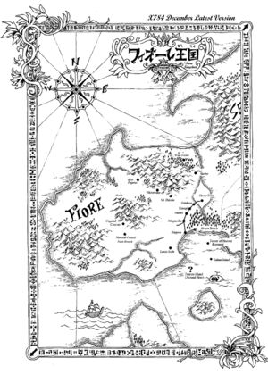 Fiore Map