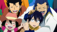 Fairy Tail happy over their victory.png