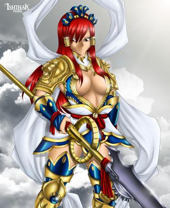 Titania by Ishthak