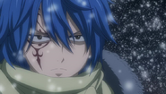 Jellal happens upon Erza