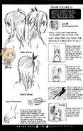 Anime Design Lucy 2