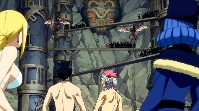 File:Team Natsu & Juvia vs. Tower of Heaven Guards.jpg