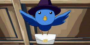 Miki's bird