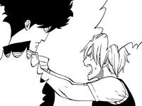 Yuri asks about Mavis