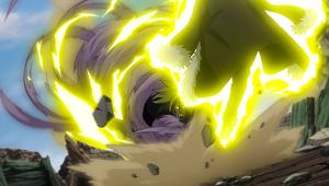 Tempester vs. Laxus